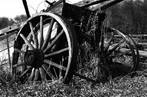 """Wooden Wagon"